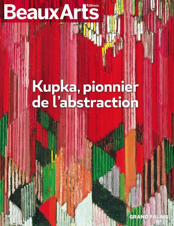 KUPKA. PIONNIER DE L'ABSTRACTION - AU GRAND PALAIS