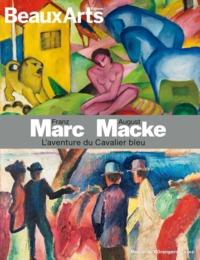 FRANZ MARC ET AUGUST MACKE.L'AVENTURE DU CAVALIER BLEU - AU MUSEE DE L'ORANGERIE