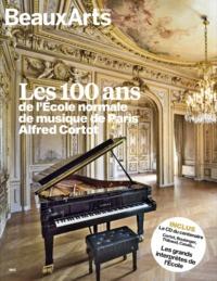 LES 100ANS DE L'ECOLE NORMALE DE MUSIQUE DE PARIS ALFRED CORTOT