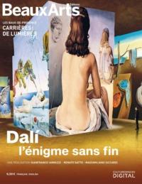 DALI, L'ENIGME SANS FIN - AUX CARRIERES DE LUMIERES