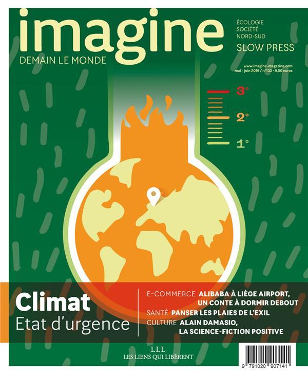 IMAGINE (133) - CLIMAT - ETAT D'URGENCE