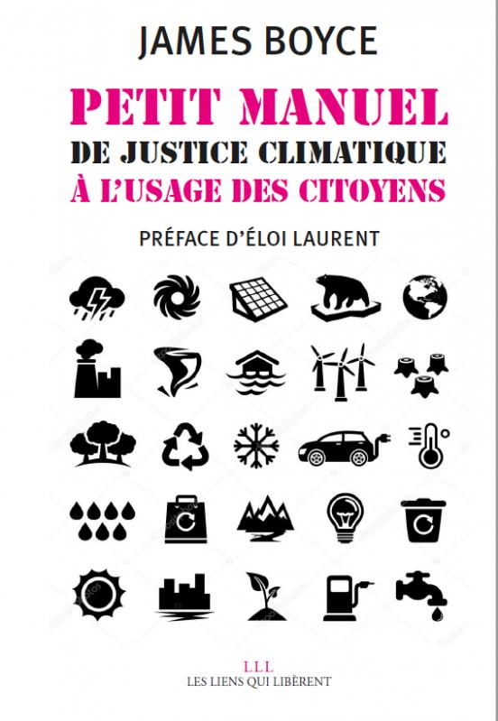 PETIT MANUEL DE JUSTICE CLIMATIQUE A L'USAGE DES CITOYENS