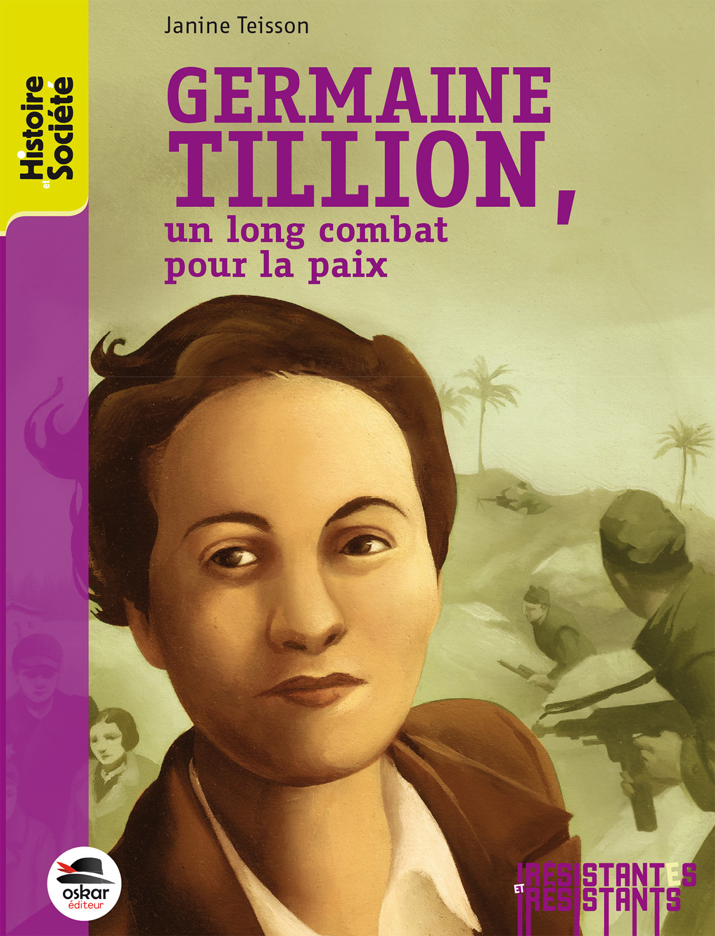 GERMAINE TILLION, UN LONG COMBAT POUR LA PAIX (NE)