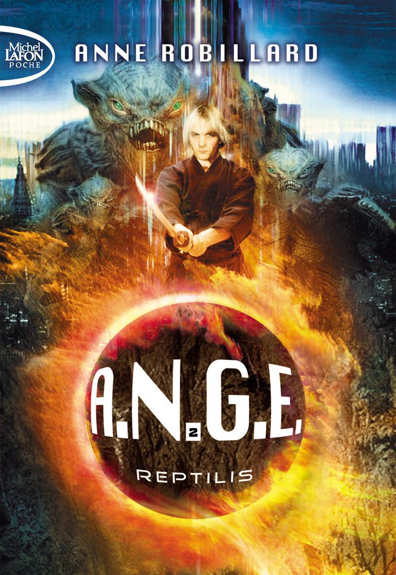 A.N.G.E. - TOME 2 REPTILIS - VOL02