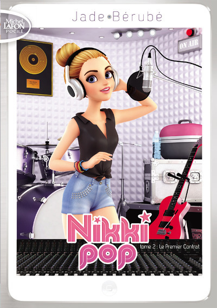 NIKKI POP - TOME 2 LE PREMIER CONTRAT - VOL02