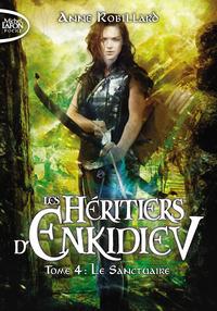 LES HERITIERS D'ENKIDIEV - TOME 4 LE SANCTUAIRE