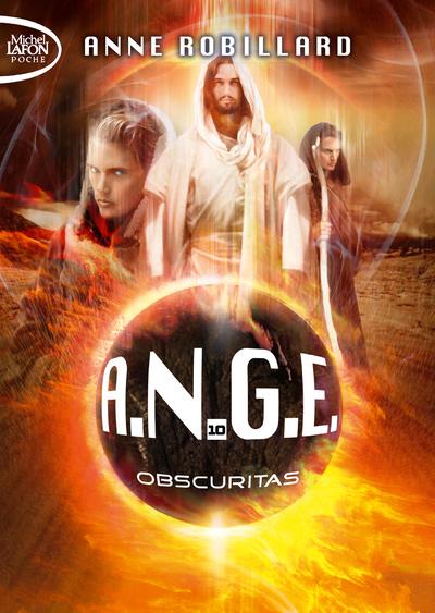 A.N.G.E. - TOME 10 OBSCURITAS - VOL10
