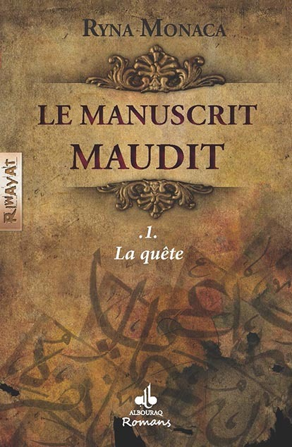 MANUSCRIT MAUDIT (LE) - TOME 1 : LA QUETE