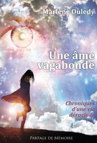 UNE AME VAGABONDE - CHRONIQUES D'UNE VIE DERACINEE