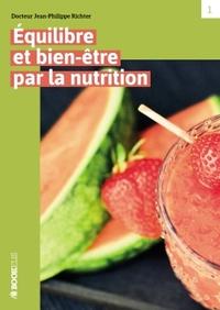 EQUILIBRE ET BIEN-ETRE PAR LA NUTRITION