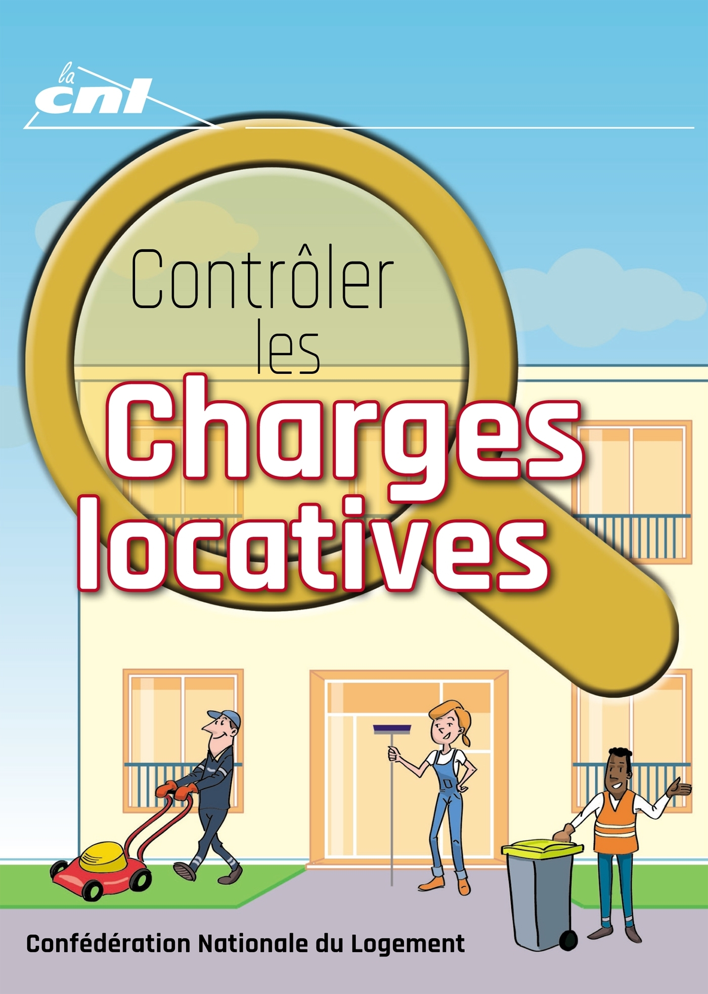 CONTROLER LES CHARGES LOCATIVES