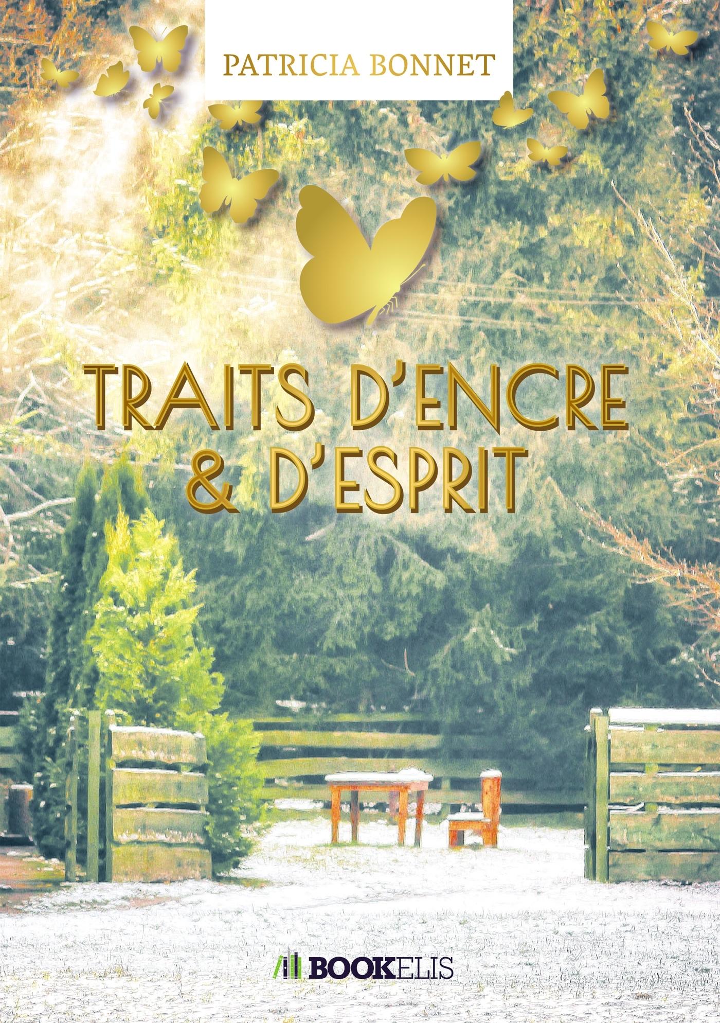 TRAITS D'ENCRE & D'ESPRIT - DE POEMES EN ILLUSTRATIONS VAGABONDES