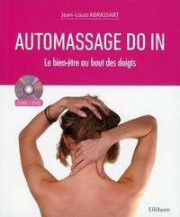 AUTOMASSAGE DO IN - LE BIEN-ETRE AU BOUT DES DOIGTS - LIVRE + DVD