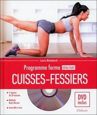 PROGRAMME FORME DEBUTANT CUISSES-FESSIERS - LIVRE + DVD