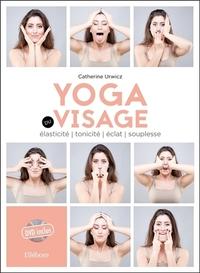YOGA DU VISAGE - LIVRE + DVD