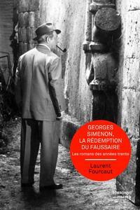 GEORGES SIMENON, LA REDEMPTION DU FAUSSAIRE