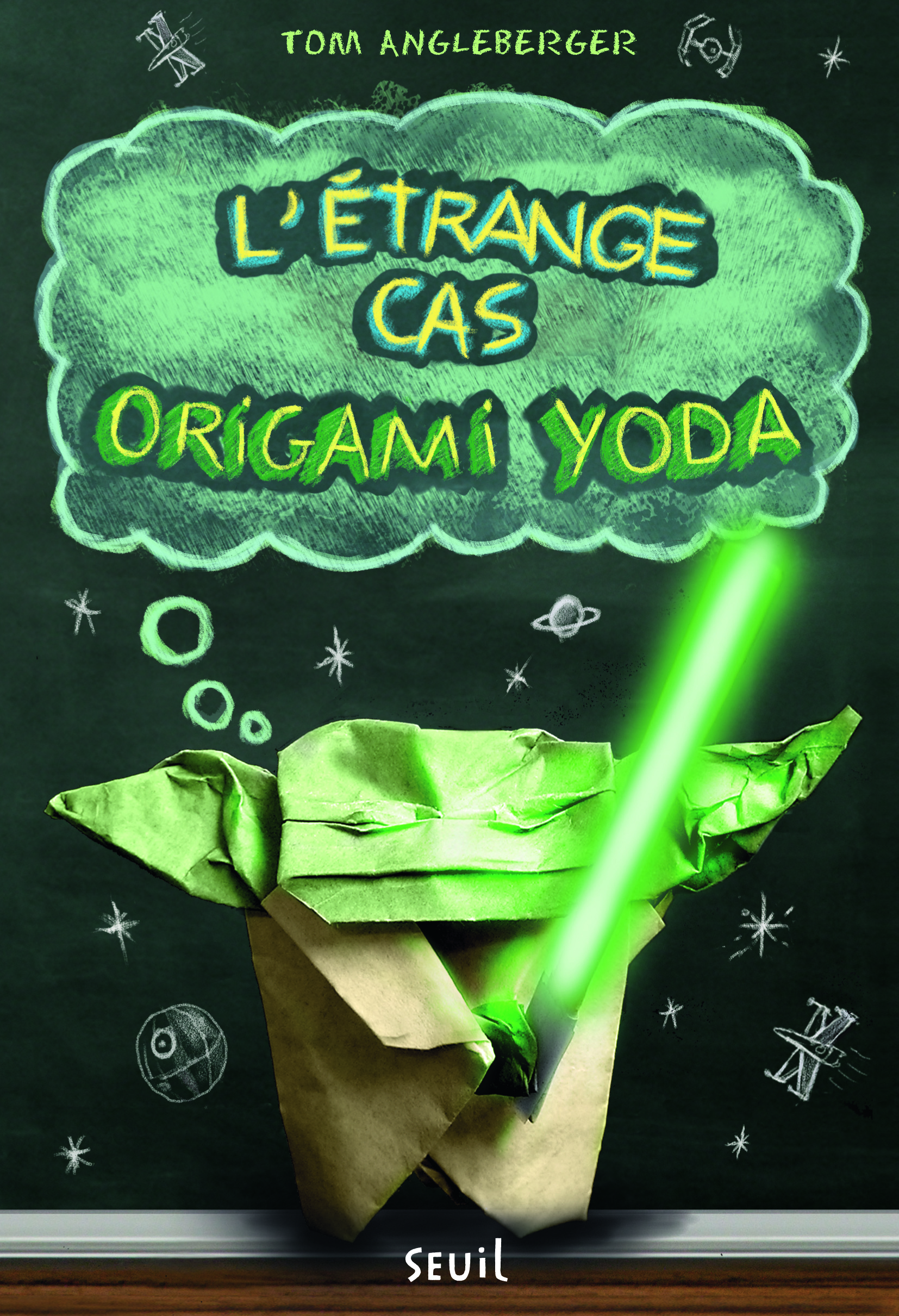 L'ETRANGE CAS ORIGAMI YODA. ORIGAMI YODA, TOME 1 - VOL1