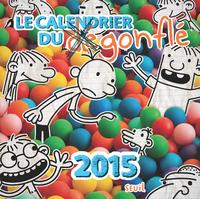 LE CALENDRIER DU DEGONFLE 2015