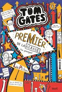 TOM GATE - TOME 9 PREMIER DE LA CLASSE - VOL09