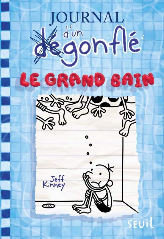Journal d'un degonfle, tome 15. le grand bain