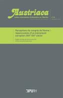 AUSTRIACA, N  79/DECEMBRE 2014. PERCEPTIONS DU CONGRES DE VIENNE: REP ERCUSSIONS D'UN EVENEMENT EURO