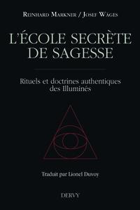 L'ECOLE SECRETE DE SAGESSE