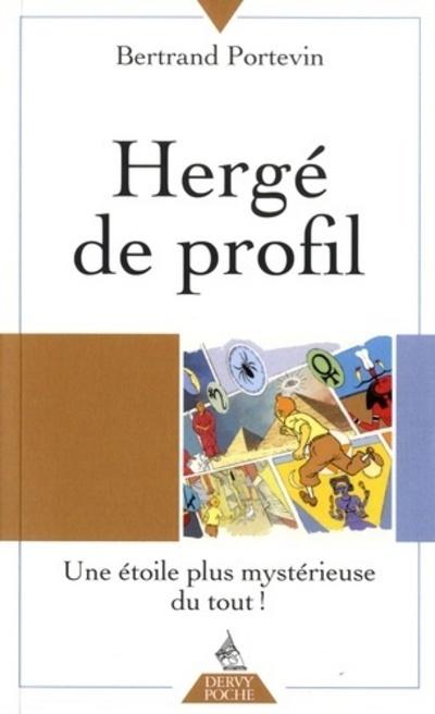 HERGE DE PROFIL