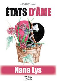 ETATS D'AME (LIVRE EN BRAILLE)