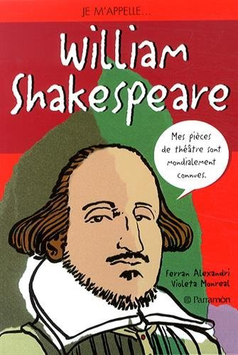 JE M'APPELLE SHAKESPEARE