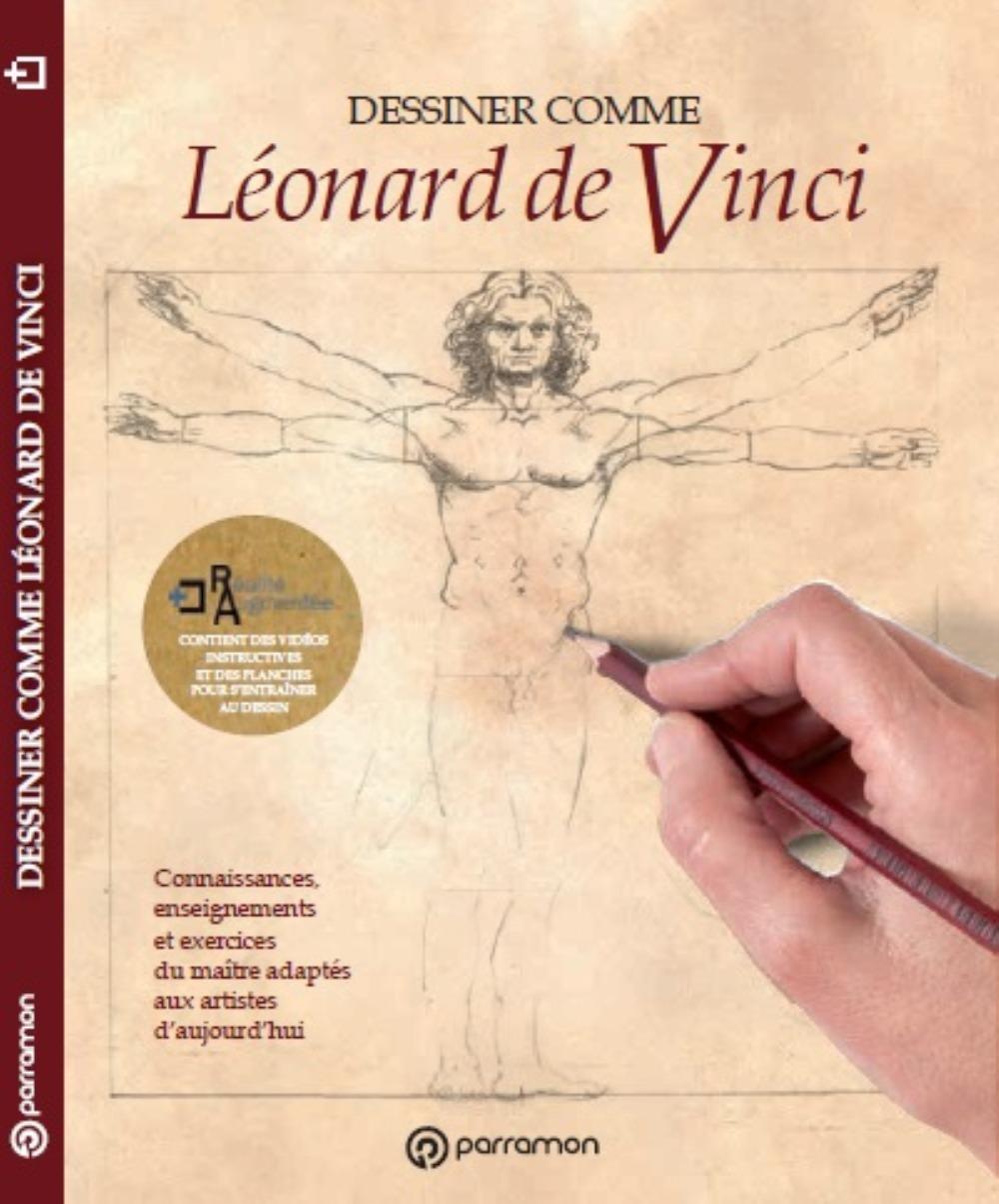 DESSINER COMME LEONARD DE VINCI