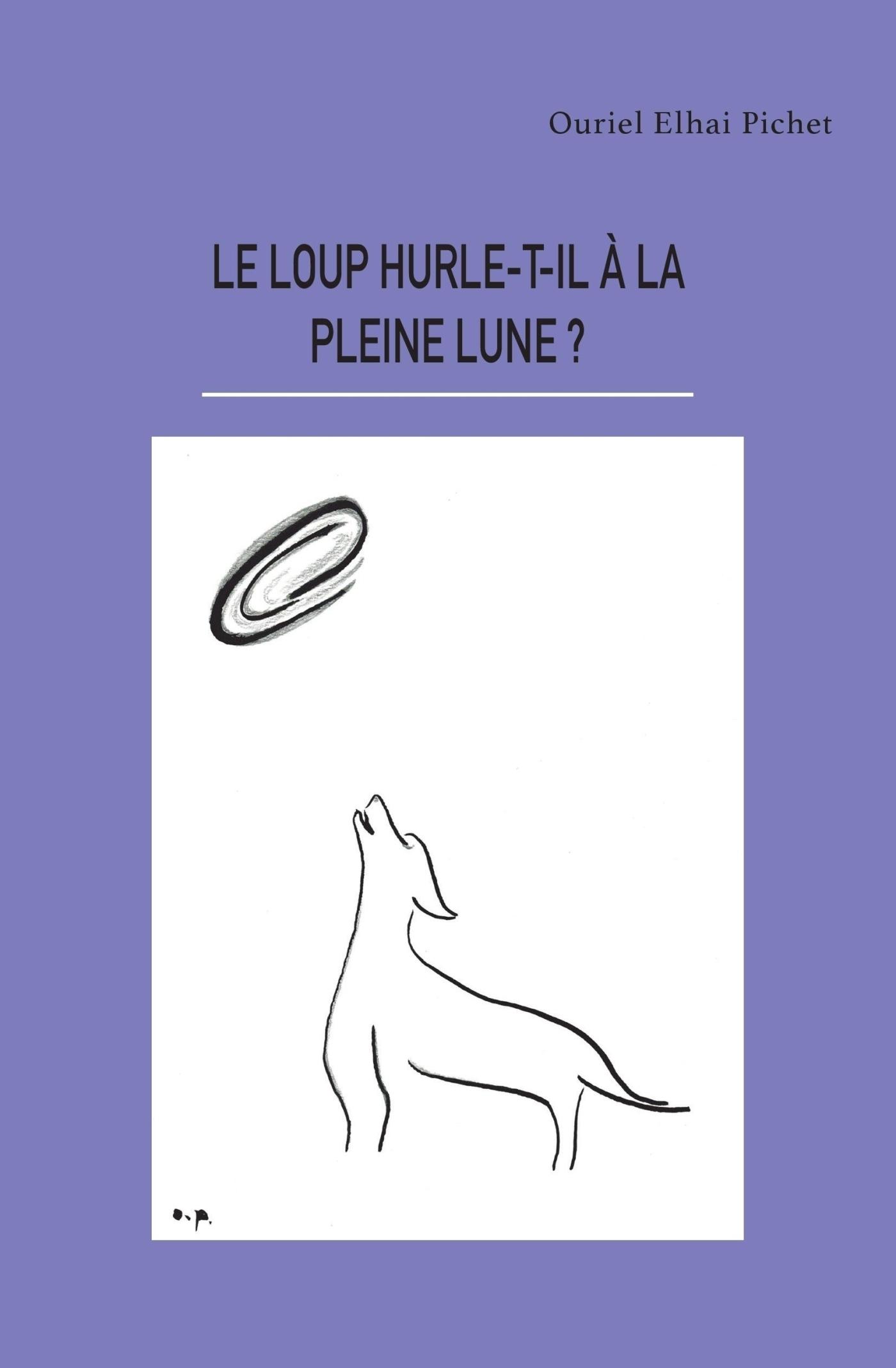LE LOUP HURLE-T-IL A LA PLEINE LUNE ?
