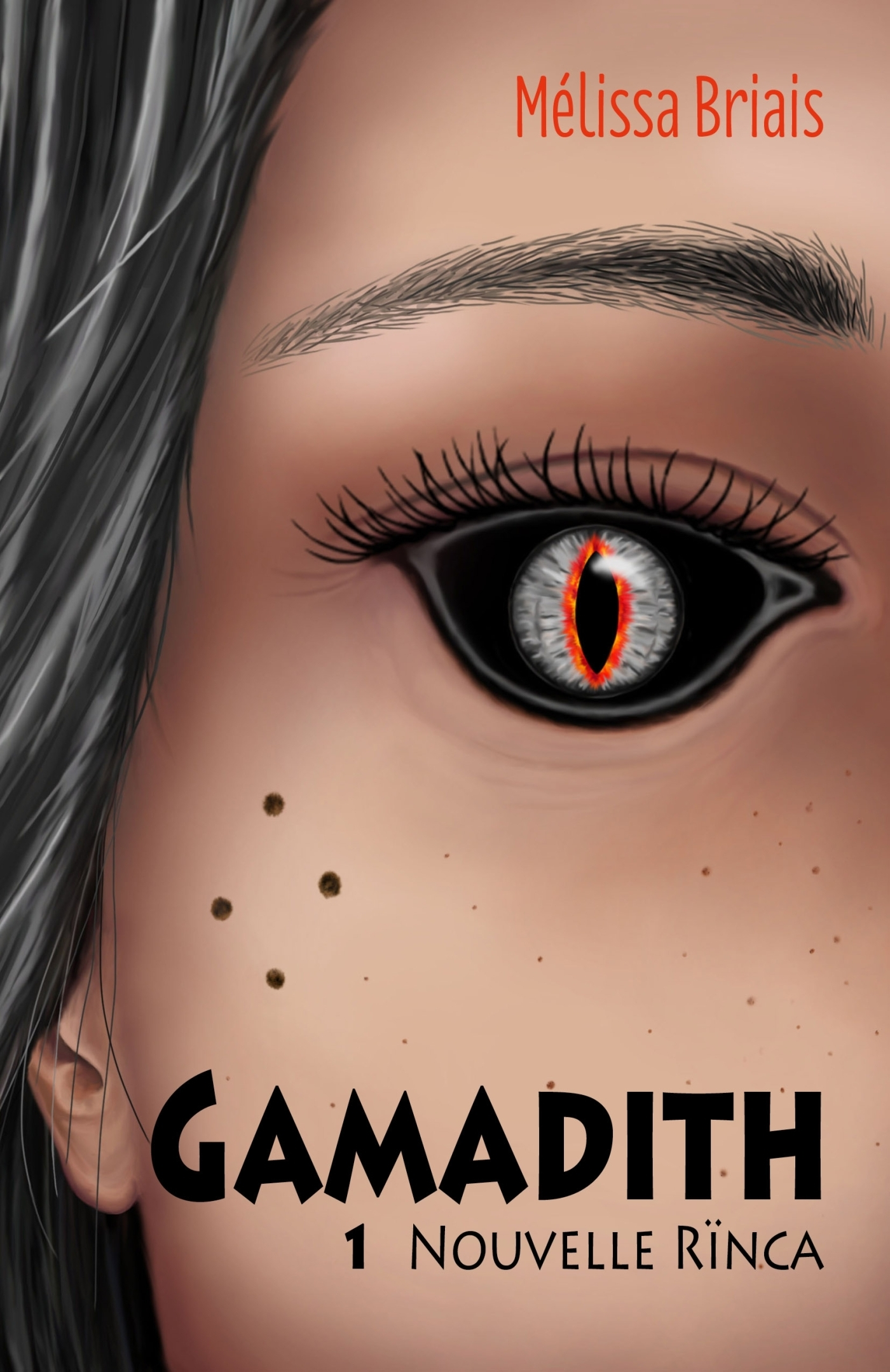 GAMADITH - 1 : NOUVELLE RINCA