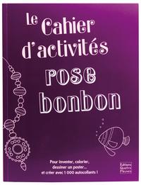 CAHIER D'ACTIVITES ROSE