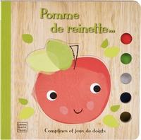 COMPTINES ET JEUX DE DOIGTS - POMME DE REINETTE...