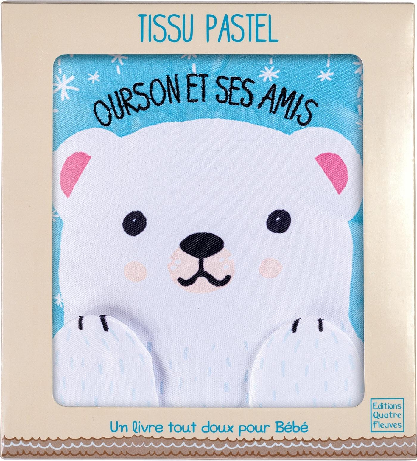 TISSU-BOITE - OURSON ET SES AMIS (AVEC BOITE)