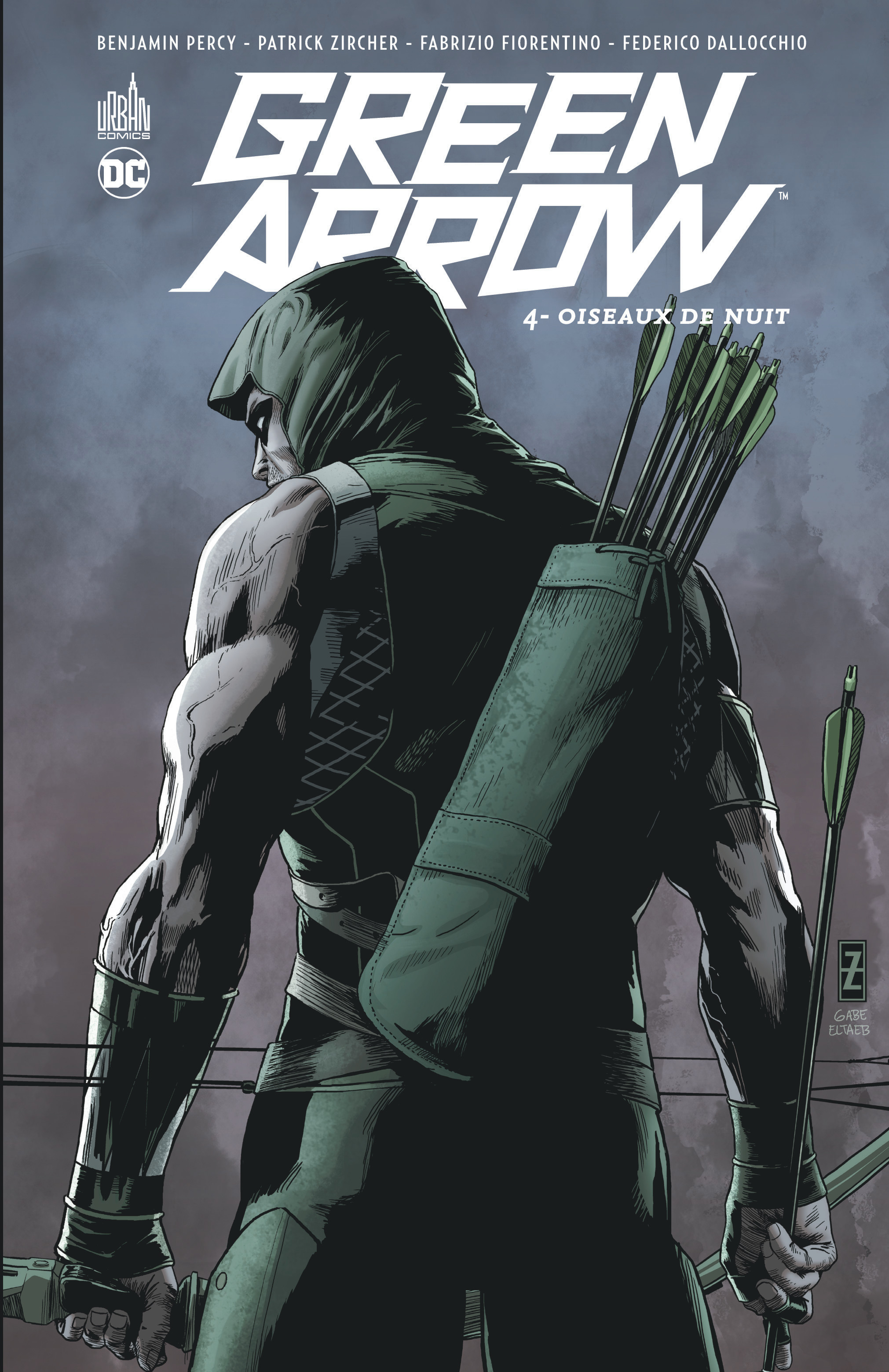 DC RENAISSANCE - GREEN ARROW TOME 4