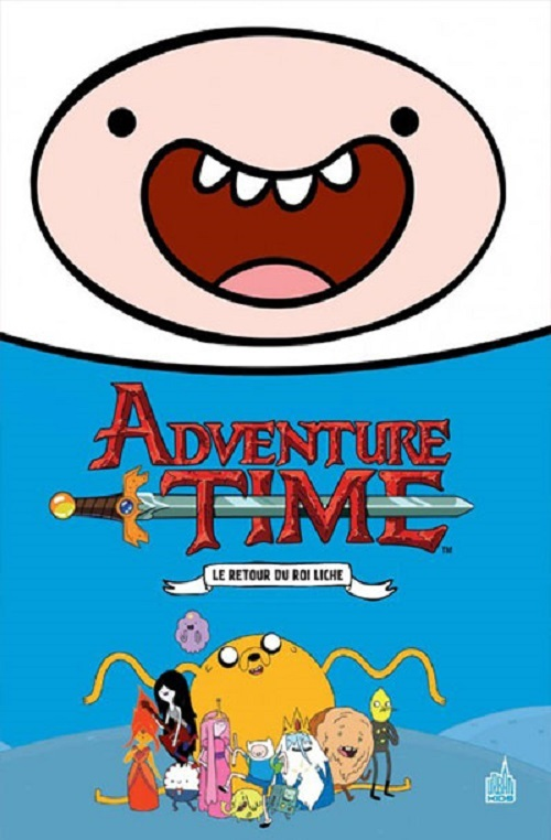 URBAN KIDS - T01 - ADVENTURE TIME VOLUME 1