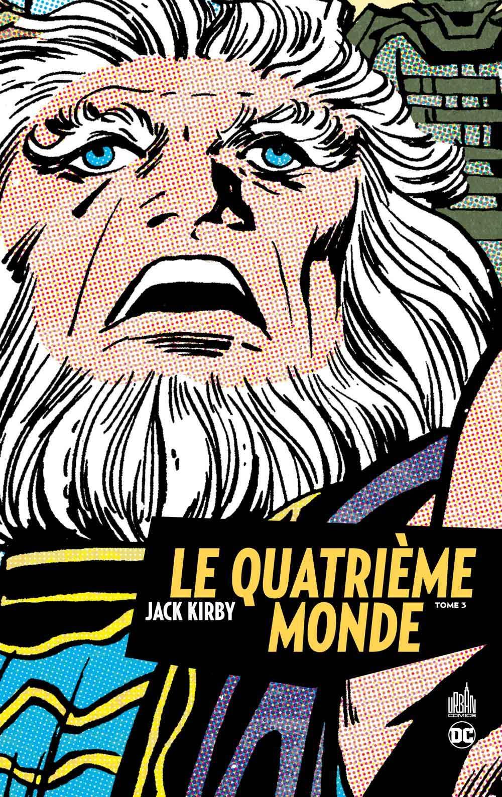 LE QUATRIEME MONDE - QUATRIEME MONDE (LE) - TOME 3