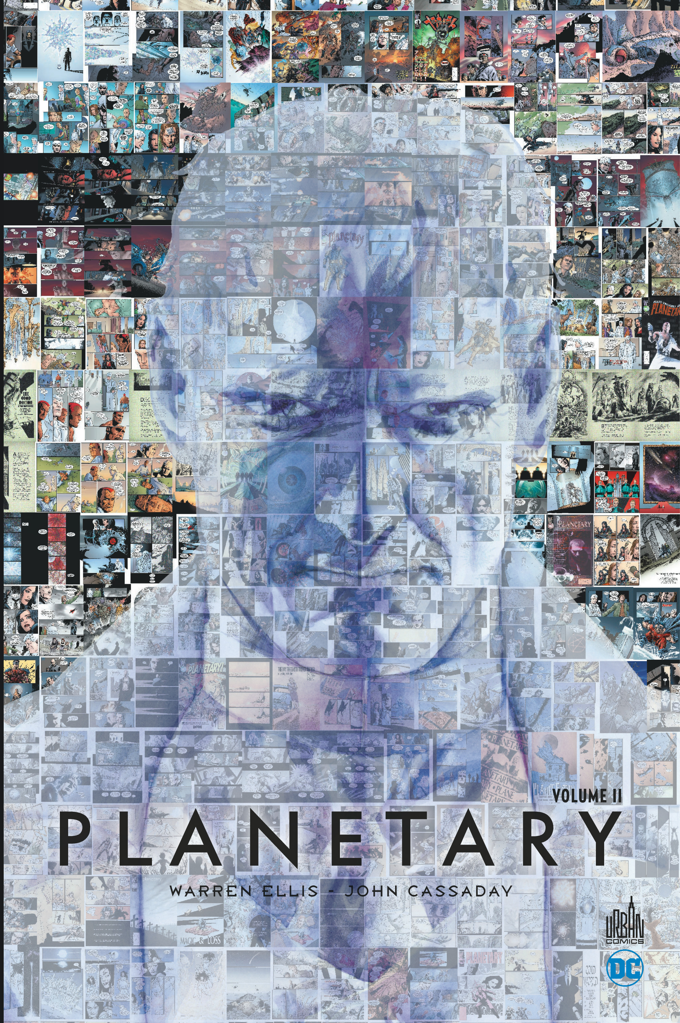 DC ESSENTIELS - PLANETARY TOME 2