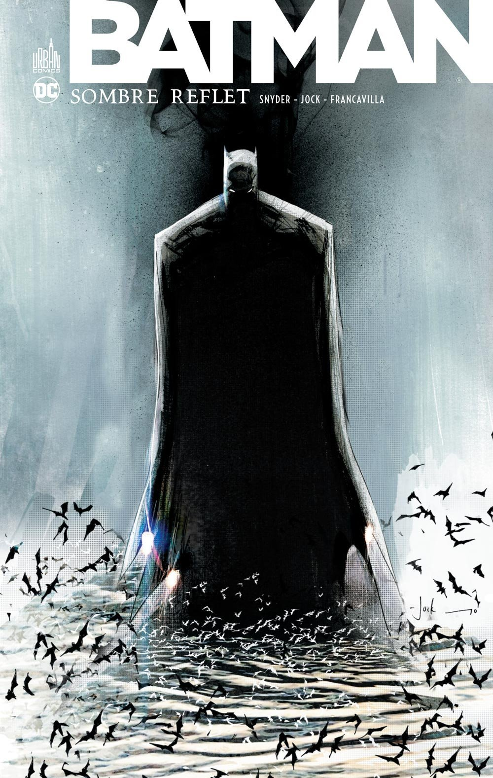 DC DELUXE - BATMAN SOMBRE REFLET INTEGRALE