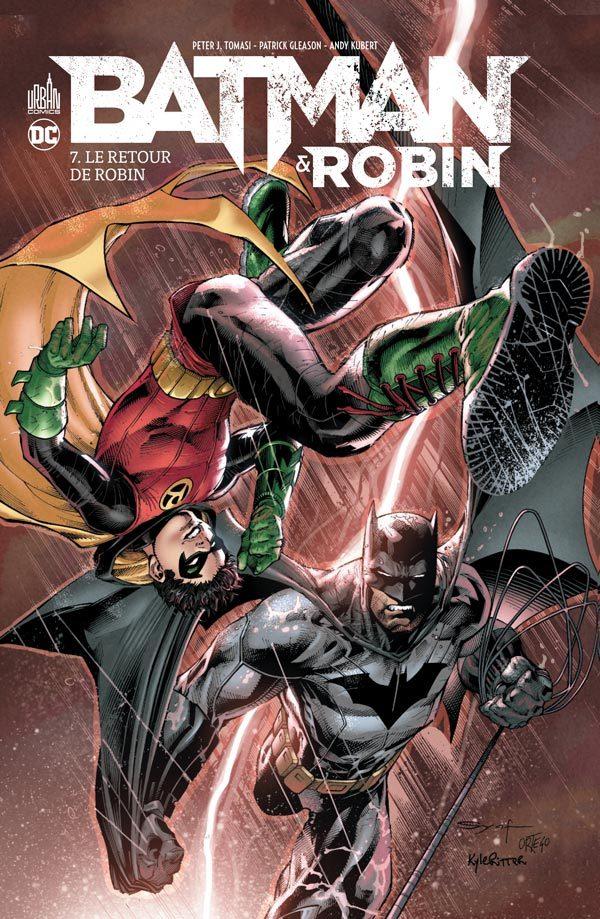 DC RENAISSANCE - BATMAN & ROBIN TOME 7