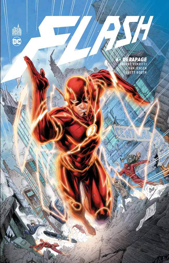 DC RENAISSANCE - FLASH TOME 6