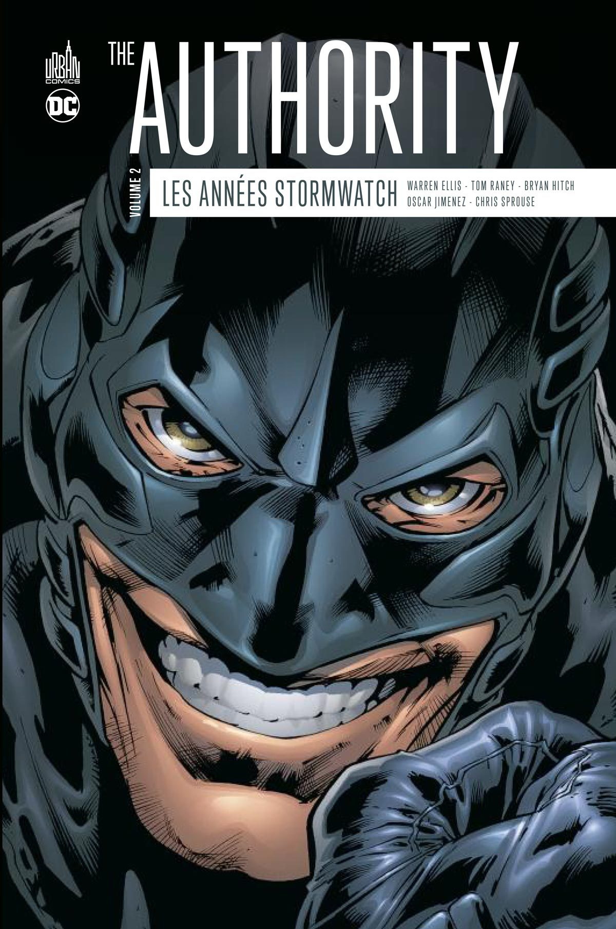 DC ESSENTIELS - THE AUTHORITY : LES ANNEES STORMWATCH TOME 2