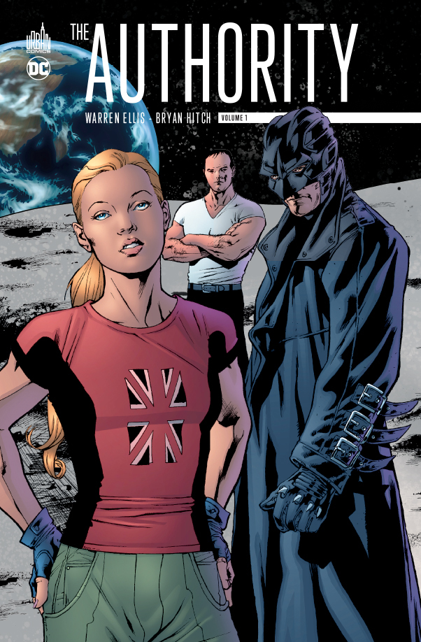 DC ESSENTIELS - THE AUTHORITY TOME 1