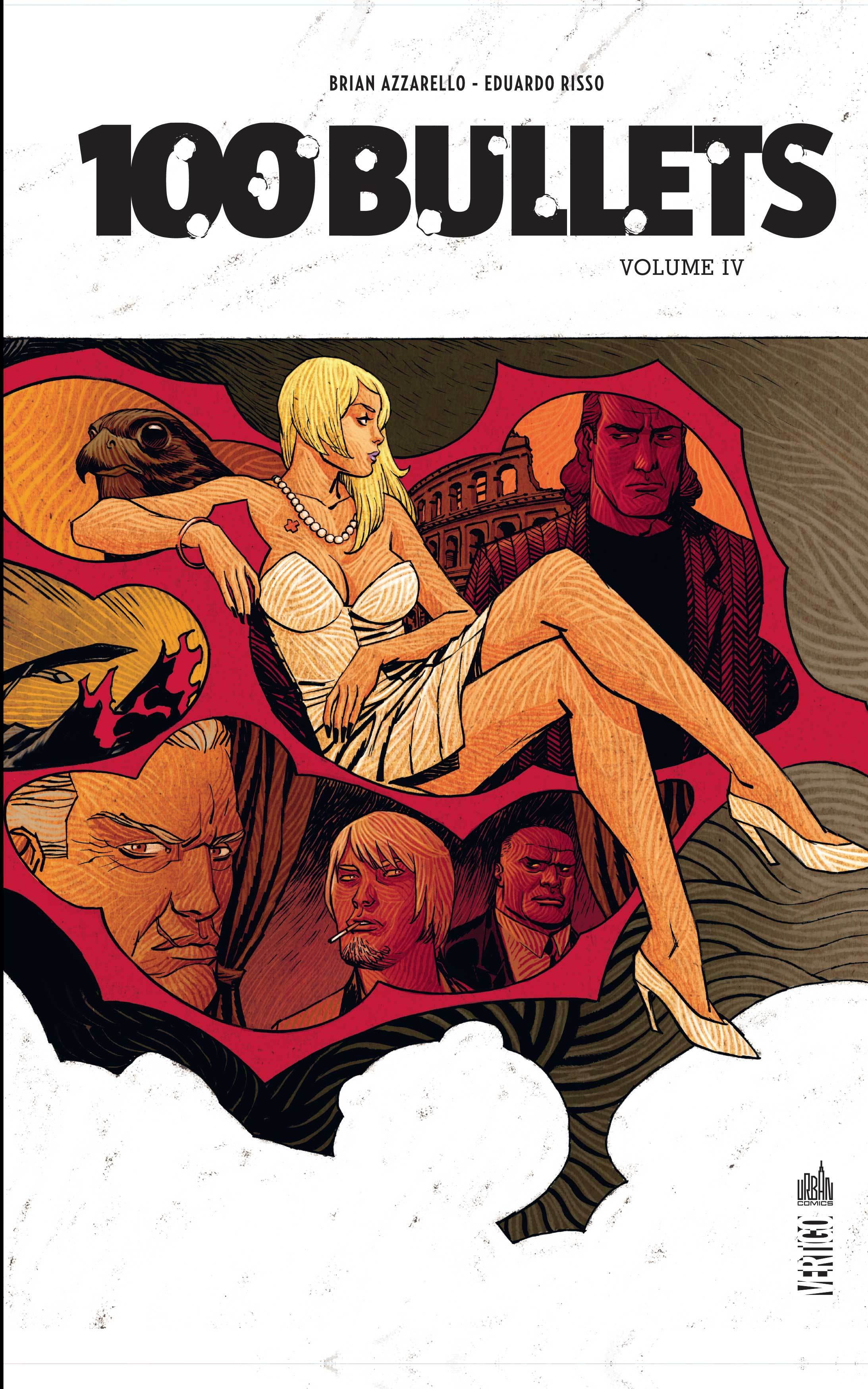 100 BULLETS INTEGRALE TOME 4 - VERTIGO ESSENTIELS