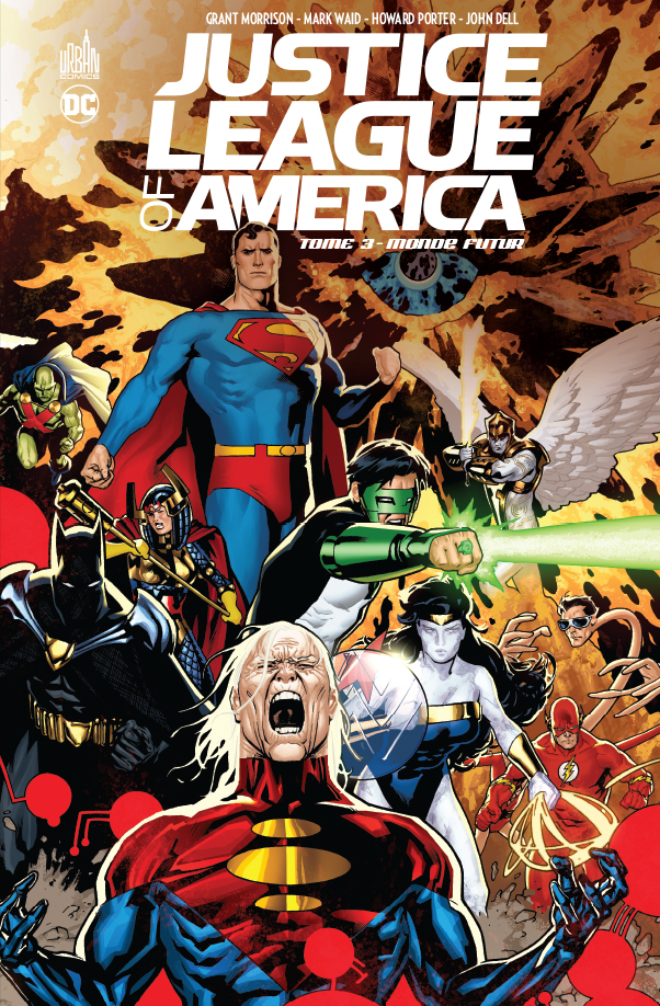 DC CLASSIQUES - JUSTICE LEAGUE OF AMERICA TOME 3