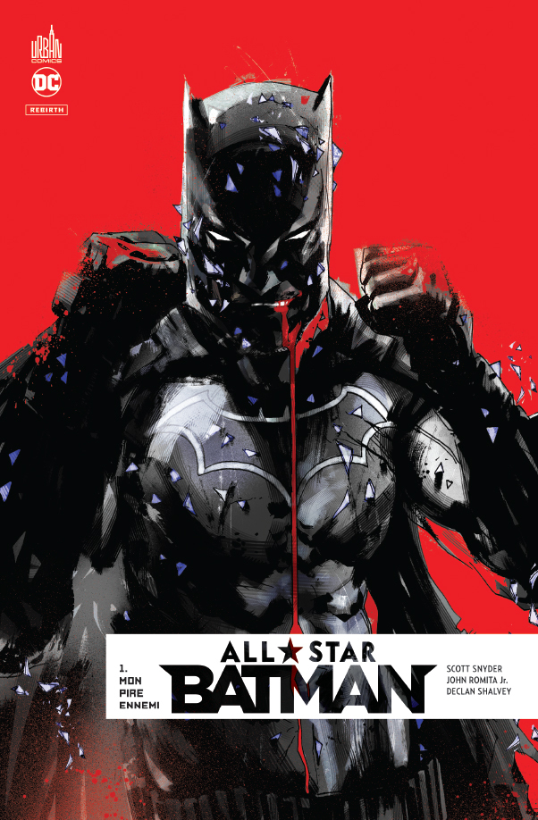 ALL STAR BATMAN  - TOME 1