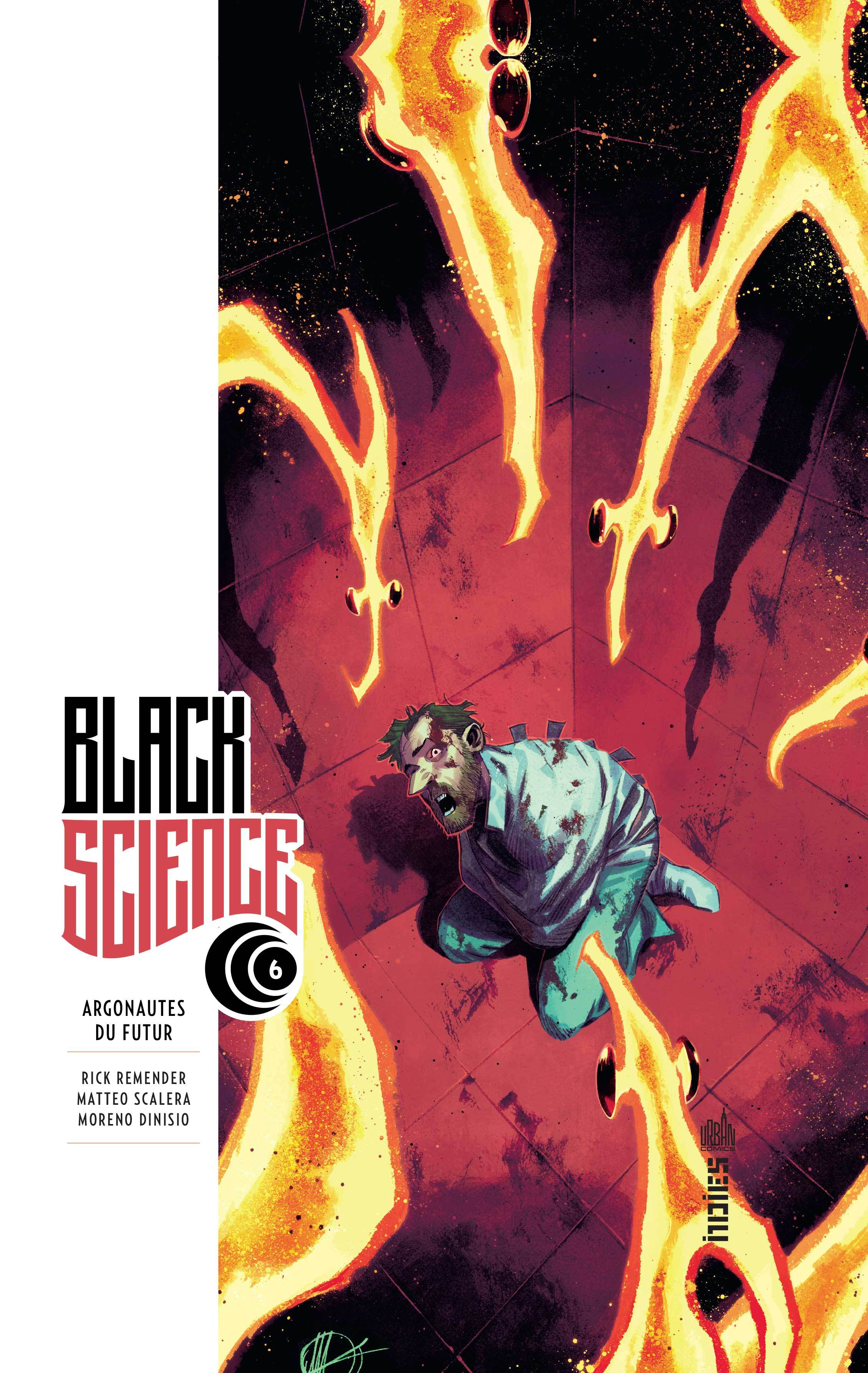 URBAN INDIES - BLACK SCIENCE TOME 6