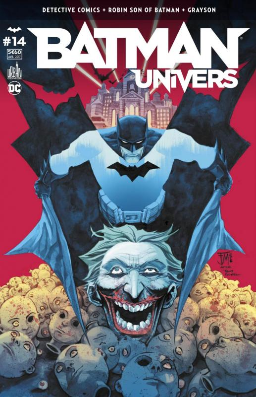 BATMAN UNIVERS 14 JAMES GORDON PEUT-IL SE FIER A SON PASSE ?