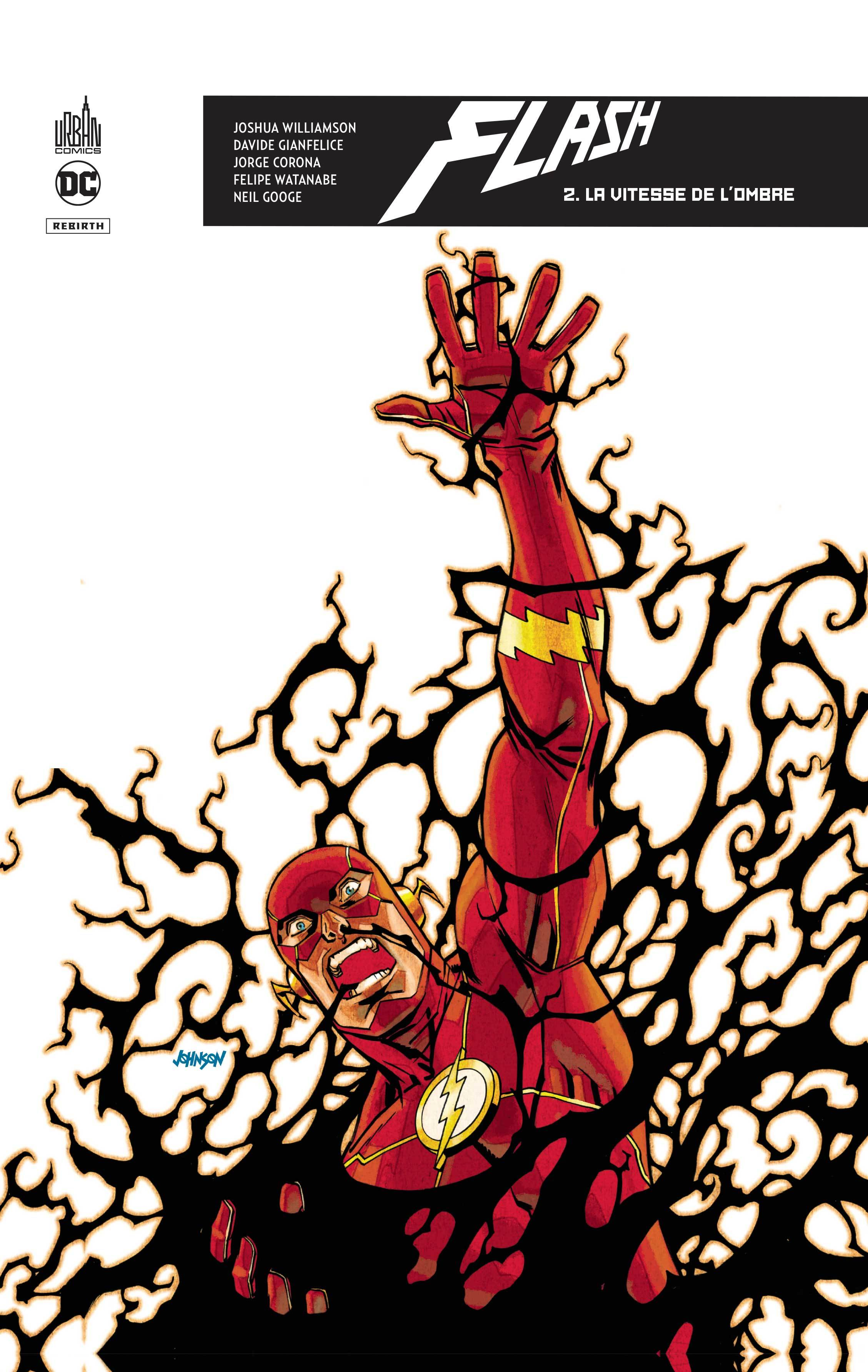 DC REBIRTH - FLASH REBIRTH TOME 2